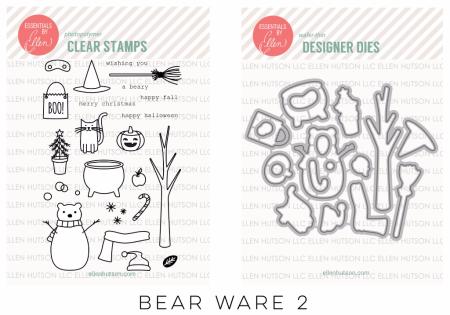 Bear ware 2-web